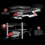 Syma S107C 3 CH Infrared RC Helicopter with HD Camera 512MB SD Card 1