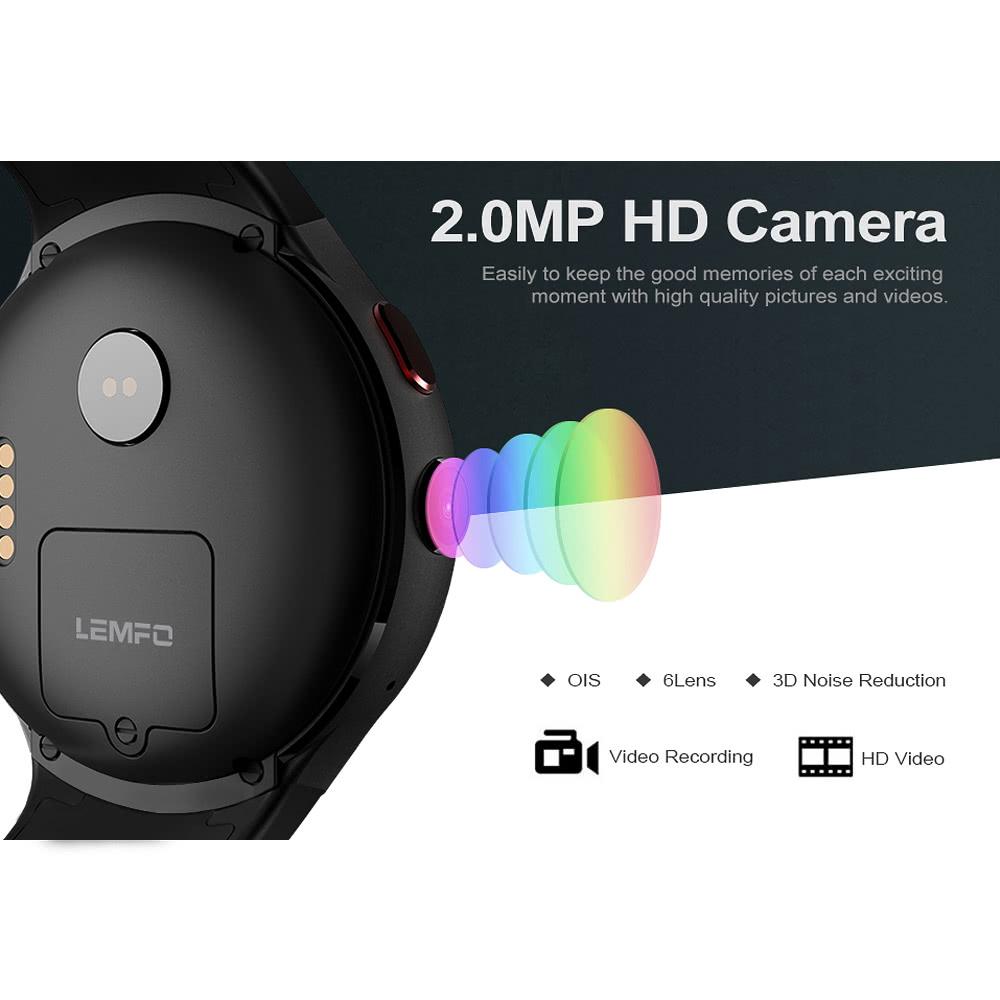 LEMFO LES 1 3G Smartwatc