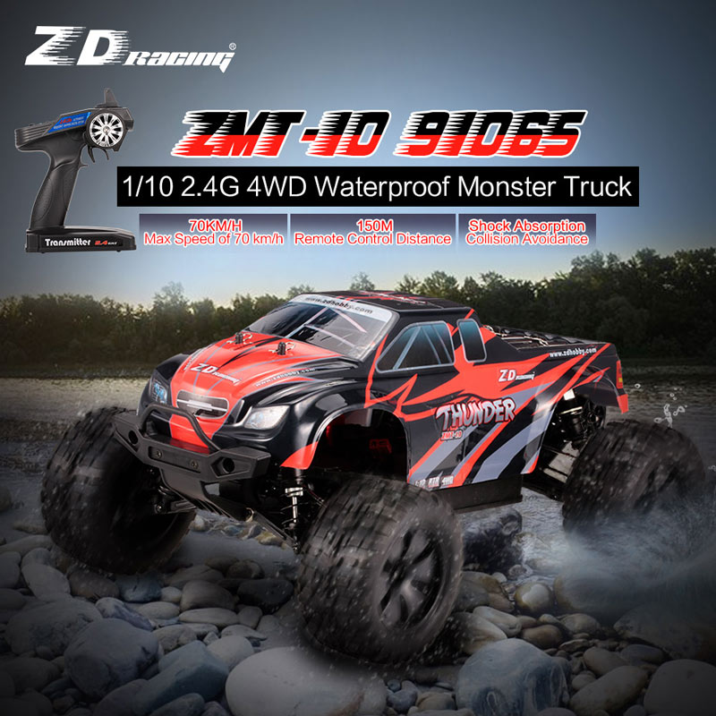 ZD Racing ZMT-10