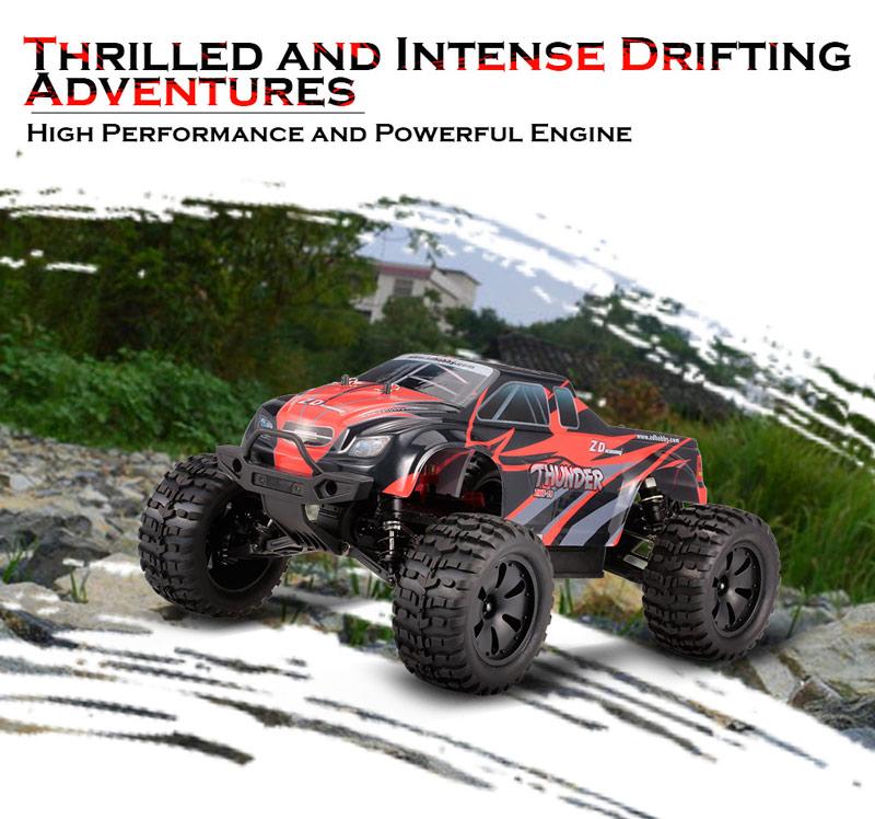 ZD Racing ZMT-10