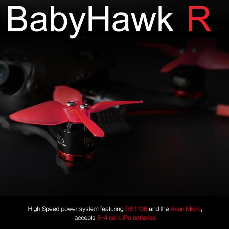 EMAX BabyHawk Race