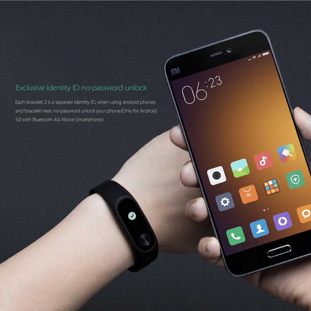 Xiaomi Mi Band 2 Wristband Sports Bracelet 2