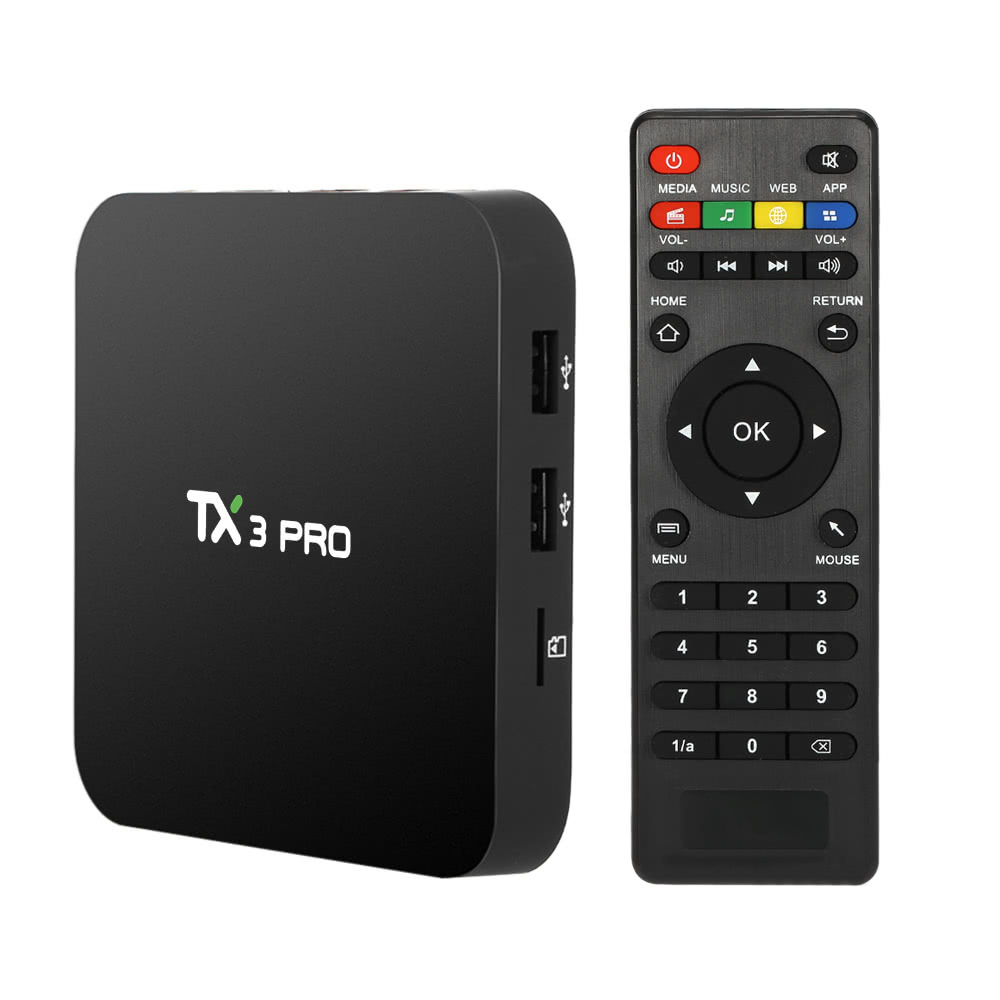 TX3 PRO Smart Android TV Box