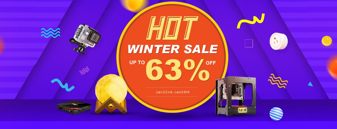 tomtop winter Clearance