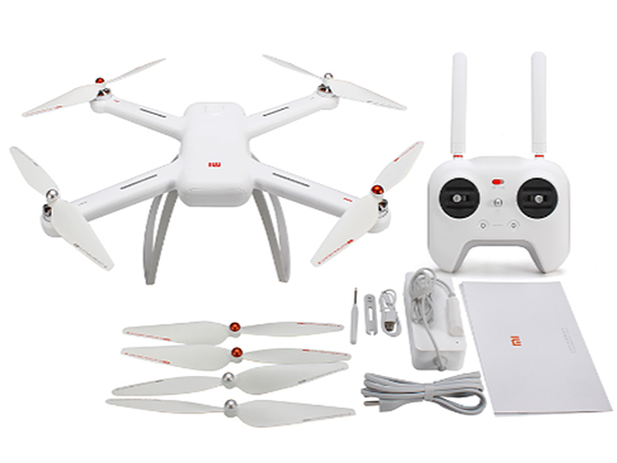 XIAOMI Mi Drone 4K WiFi FPV RC drone review