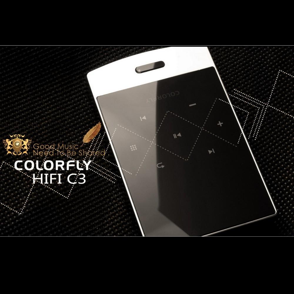 Colorfly C3 Pocket HiFi Music MP3 Player Flash Sale