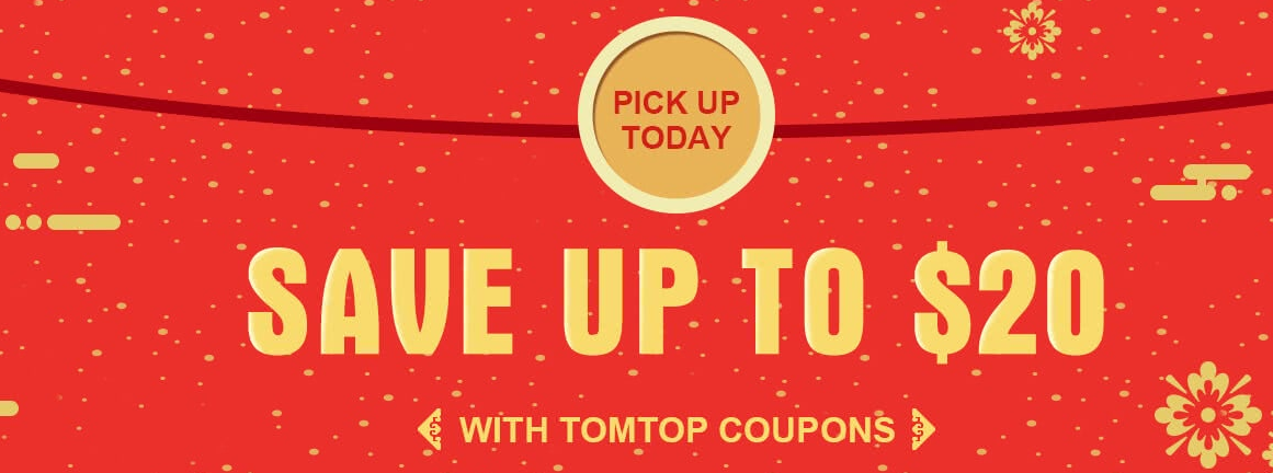 tomtop coupons