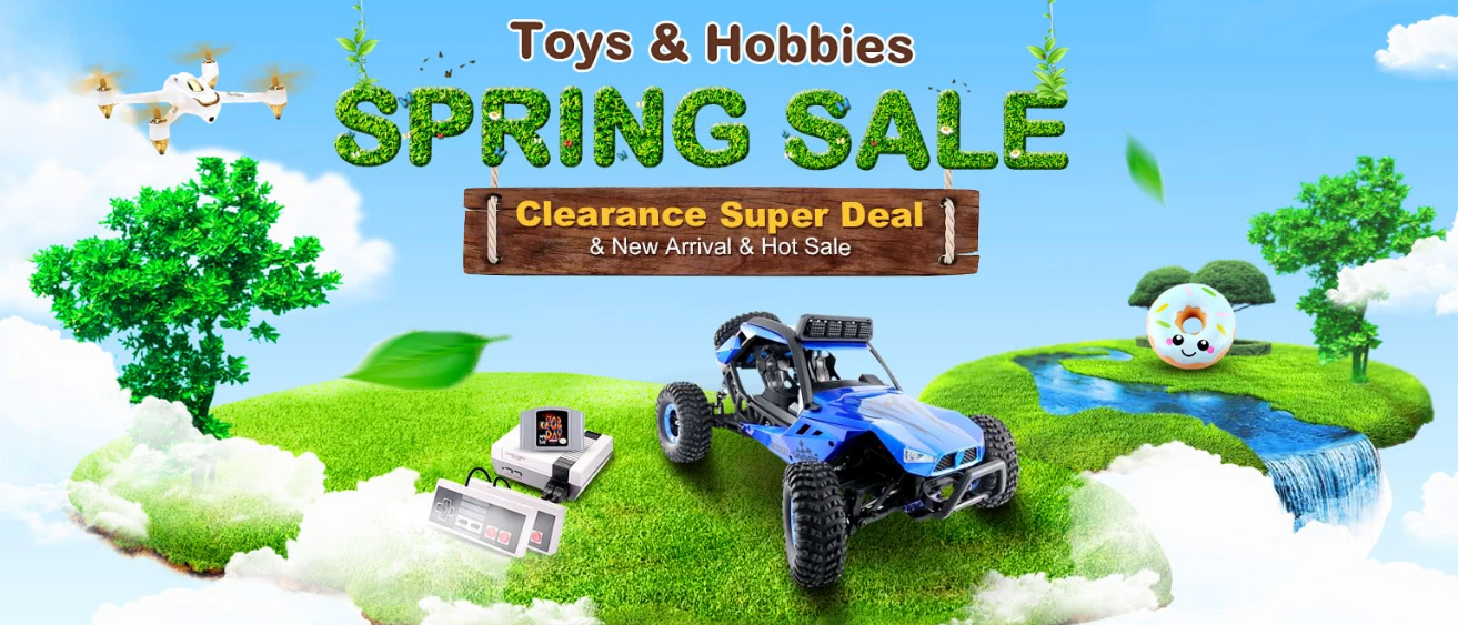 toys&hobbies deals