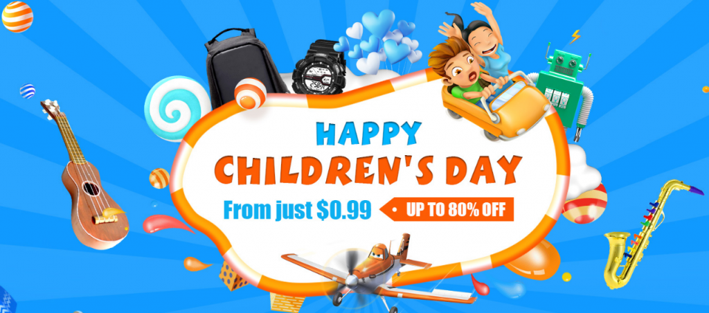 happy childrens day sale