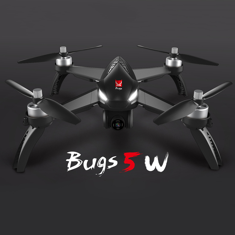 MJX Bugs 5W B5W 5G Wifi FPV RC Quadcopter Review