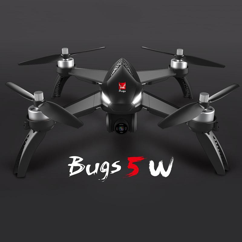 MJX Bugs 5W B5W 5G Wifi FPV RC Quadcopter Review