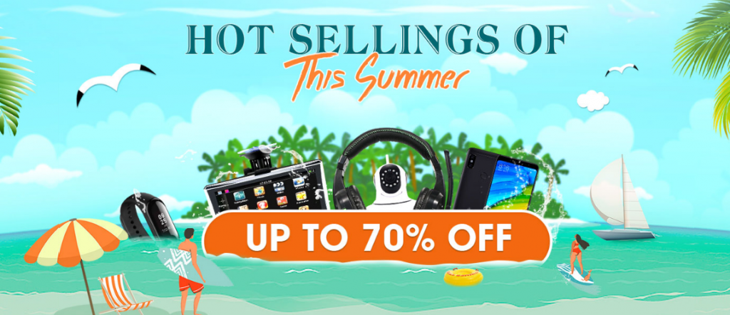 Hot Selling of Summer 2018, Save Up To 70% Off