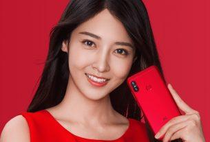 Xiaomi Mi8 SE (Red)
