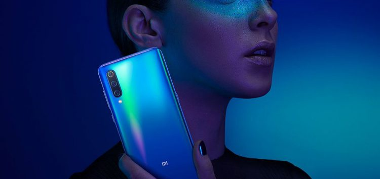 Global Version Xiaomi Mi 9