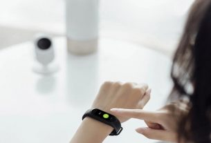 Xiaomi Mi band 4 AMOLED Color Screen Wristband