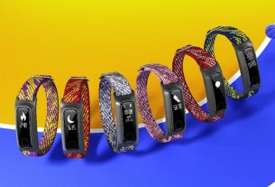 HUAWEI honor Band 5 Smart Bracelet Basketball Wristband