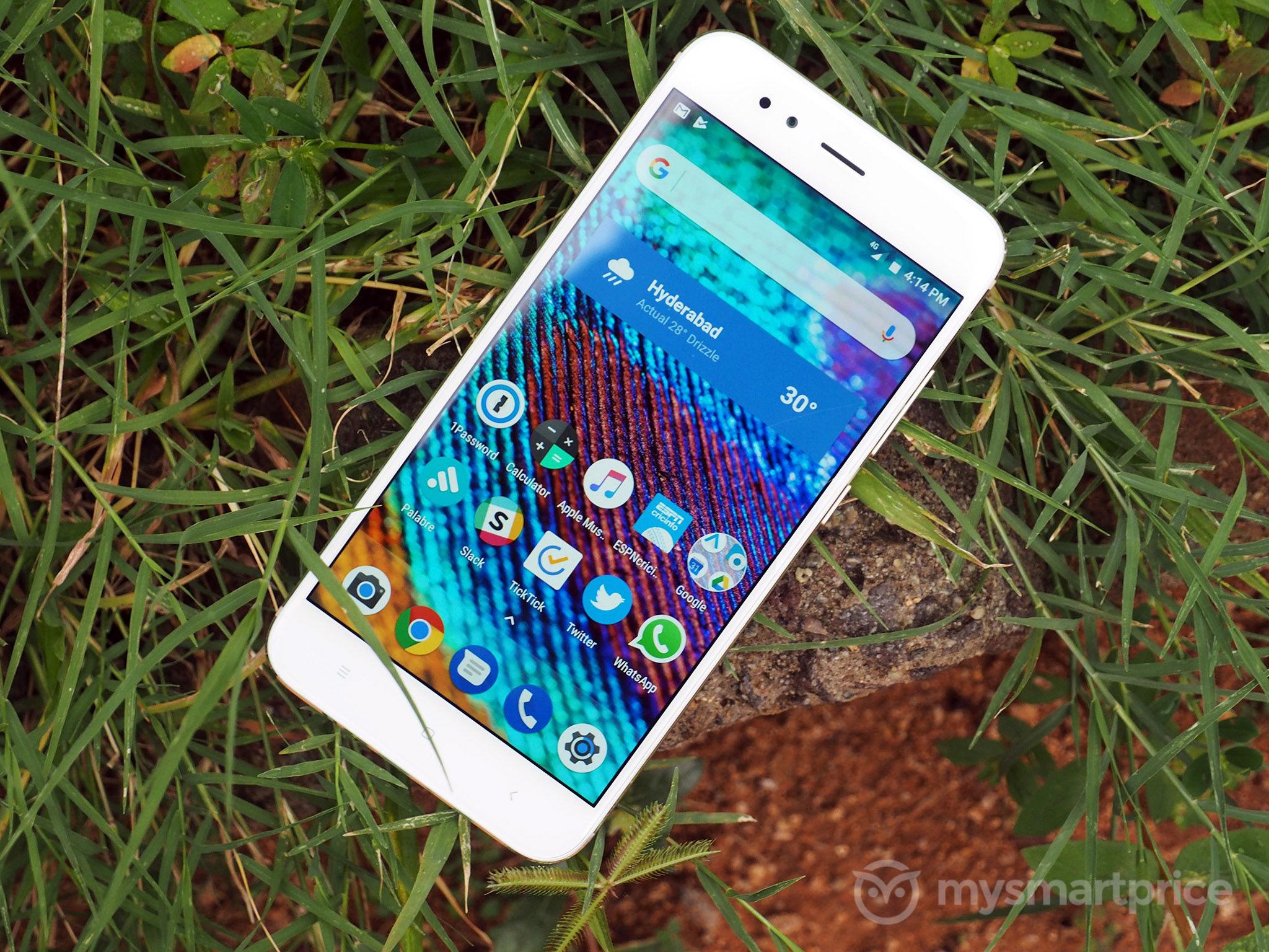 Xiaomi Mi A1 4G Smartphone 5.5 inches 4GB RAM + 64GB ROM