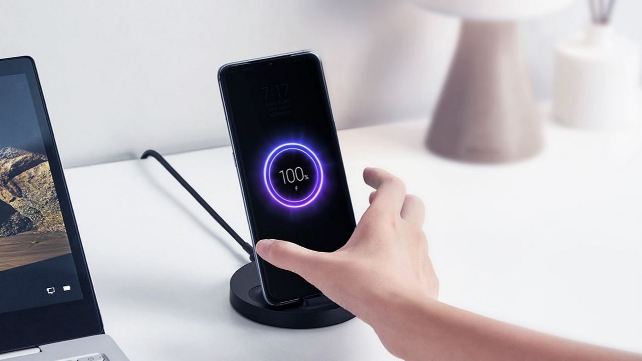 Xiaomi Vertical Wireless Charger 20W Max