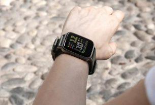 Xiaomi Youpin launches Haylou smartwatch