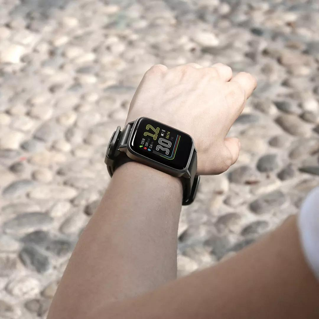 Xiaomi Youpin launches Haylou smartwatch