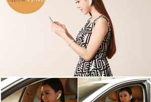 Crescent fashion look JOWAY H02 Bluetooth headset