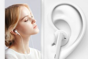 HUAWEI Honor Earphone AM115 Wired Half In-ear Headset
