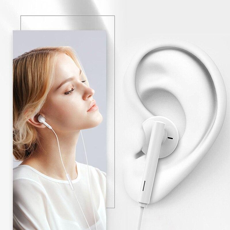 HUAWEI Honor Earphone AM115 Wired Half In-ear Headset