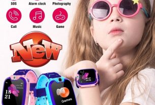 The coolest children's Q12B phone watch on the market