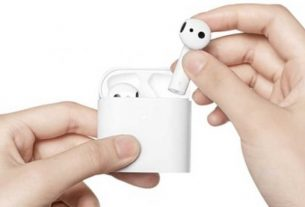 Xiaomi AIR 2 Bluetooth Headset Wireless Earphone