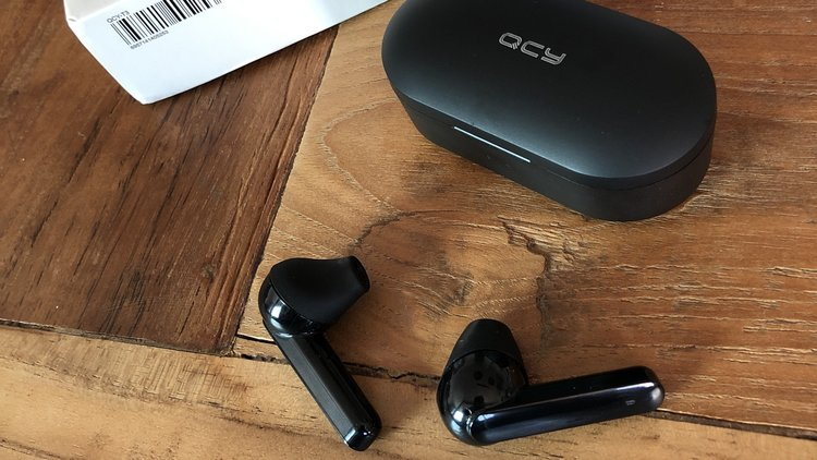 QCY T3 HiFi BT 5.0 Wireless-Earphone Headphone