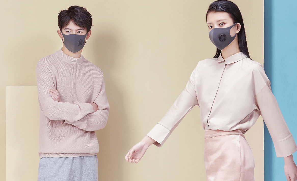 Xiaomi Smartmi Anti-Pollution Air Sport Face Mask