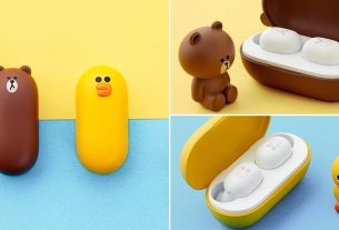 Xiaomi Youpin Line Friends TWS Earphones