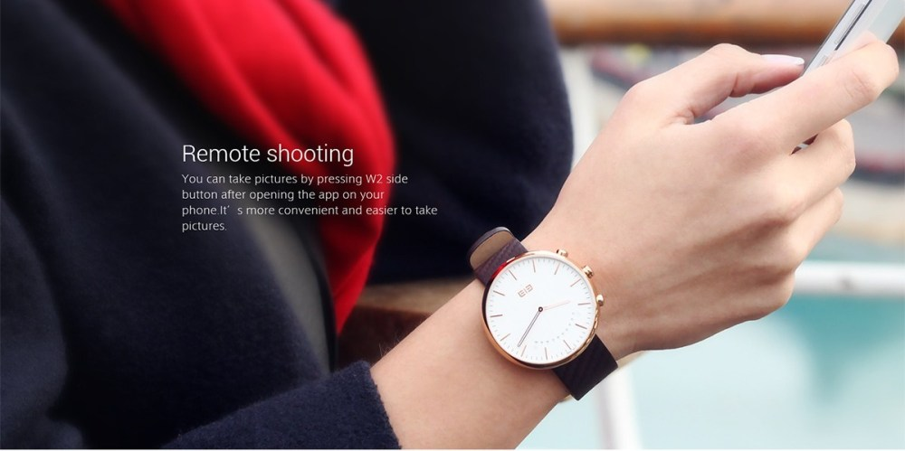 Elephone W2 Bluetooth Smart Watch